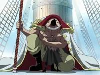 La ruse d'Akainu ! Barbe Blanche pris au piège