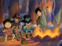 Luffy a trouvé son maître ? L'homme qui s'est battu contre le roi des pirates !