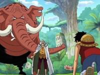 L'entraînement de Luffy commence. À dans deux ans au point de rendez-vous