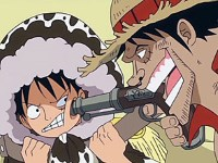 Situation explosive ! Luffy contre le faux Luffy !