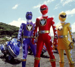 Power Rangers Dino Tonnerre
