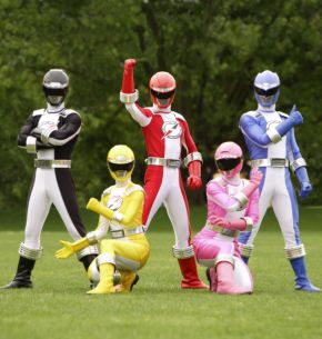 Power Rangers Opération Overdrive