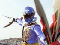 Le duel du Ranger bleu