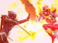 Le rugissement du Ranger rouge