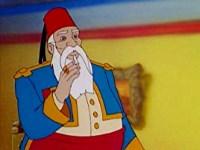 La toghra du sultan