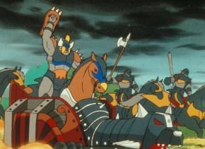 Le roi Arthur et les Chevaliers de Justice