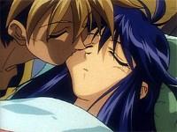 Un premier baiser au goût de plasma ?