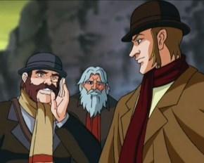 Sherlock Holmes au XXIIe siècle