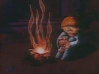 Si Colin était le feu