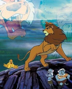Simba, le roi lion