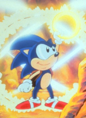 Les aventures de Sonic