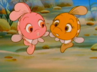 L'aventure des petits poissons