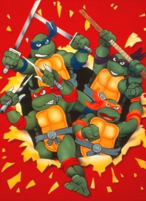 Tortues Ninja, les chevaliers d'écaille