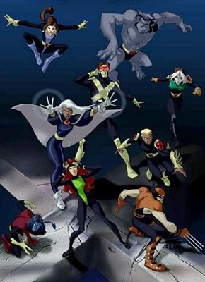 X-Men : Evolution